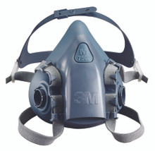 7500 Series Half Facepiece Respirators (Small): 7501