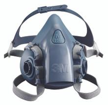 7500 Series Half Facepiece Respirators (Small): 7501