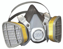 5000 Series Half Facepiece Respirators (Medium): 5203
