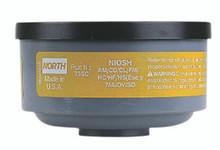 Gas and Vapor Cartridges: N75001
