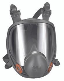 6000 Series Full Facepiece Respirators (Medium): 6800