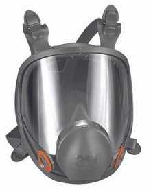 6000 Series Full Facepiece Respirators (Small): 6700