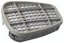 6000 and 7000 Series Half and Full Facepiece Cartridges and Filters: 6001