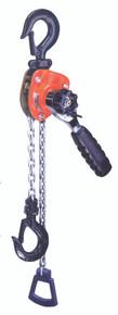 Series 602 Mini Rachet Lever Hoists: 0215