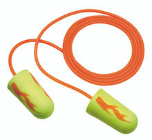 E-A-Rsoft Yellow Neon Blasts Foam Earplugs (33 dB): 311-1252