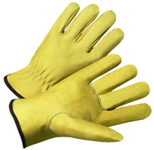 Anchor 4000 Series Pigskin Leather Driver Gloves: 4800