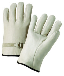 Anchor 4000 Series Cowhide Leather Driver Gloves: 4100