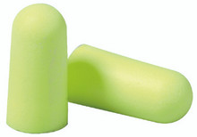 E-A-Rsoft Yellow Neon Blasts Foam Earplugs (33 dB): 312-1252
