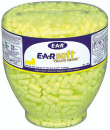 E-A-R One Touch Earplug Dispensers (33 dB): 391-1004