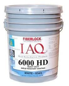 Heavy Duty Mold Resistant Coating - IAQ 6000HD (White): 8362