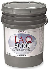 HVAC Insulation Sealer - IAQ 8000 (White): 8380