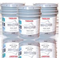Fiberlock Specialty Coating - Grip-Tack: Adhesive and Demolition Lockdown: 6408