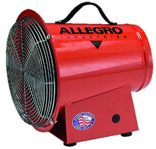 Allegro DC Axial Blower: Optional Canister