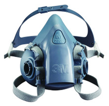 3M 7500 Series Half Facepiece Respirators: Choose Size