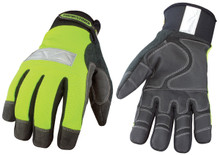 Safety Lime Waterproof Winter: 08-3710-10-Large