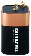 Duracell Alkaline Lantern Batteries: Choose Size