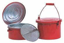 Bench and Daub Cans (6 Qt.): B-606