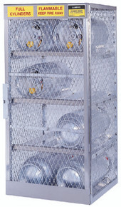 Aluminum Cylinder Lockers (8 Cylinders): 23003