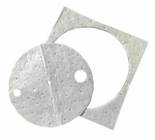3M High-Capacity Petroleum Sorbent Drum Covers (22 in.): P-DC22DD