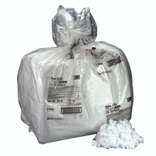 3M Petroleum Sorbent Particulates (35 Gallon Absorption): T-210