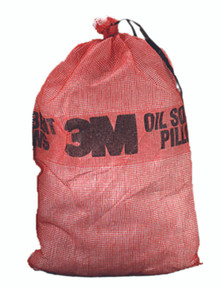 3M Petroleum Sorbent Pillows (5 in. X 14 in. X 25 in.): T-240