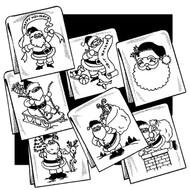 Aunt Martha's #3859 Jolly Ole Santa