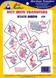 Aunt Martha's #626 State Birds