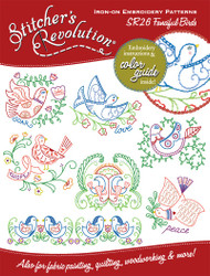 SR26 Stitcher's Revolution Fanciful Birds