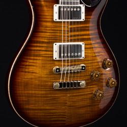 PRS McCarty 594 10 Top Rosewood Neck Natural Back Black Gold Burst Rare Color 4874