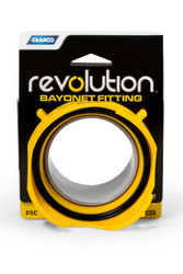 Camco Sewer Hose Connector - Revolution Bayonet Fitting