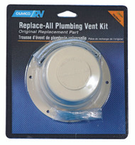 Camco Replace All Plumbing Sewer Vent Kit - Beige