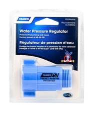 Camco Fresh Water Pressure Regulator - Plastic