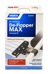 Camco De-Flapper Max, 2 pack