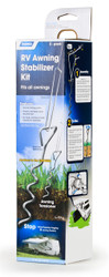 Camco Awning Anchor Stabilizer Kit