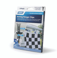 Camco Awning Hanger with Clip 8/pack