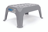 Camco Step Stool, Plastic, Large Gray