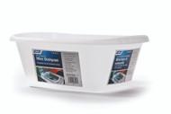 Camco Mini Dish Pan, Natural - 9 Qt
