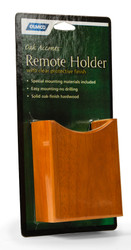 "Camco Oak Accents Remote Control Holder 5"" x 4"" x 1-3/4"""