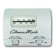 Coleman Wall Thermostat - Single Stage