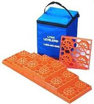 Lynx Levelers Interlocking Leveler Blocks - 10 Pack