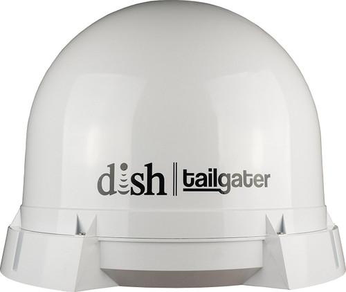 King Controls VQ4400 Dish Satellite Antenna Tailgater Portable