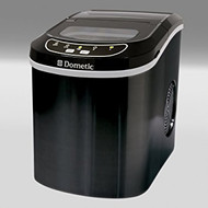 Portable 120V Ice Maker Dometic Black