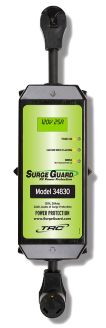34830 Surge Guard Portable LCD