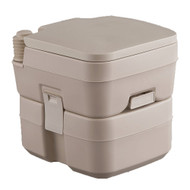 2202 Hengs Portable Toilet Tan 5 Gallon