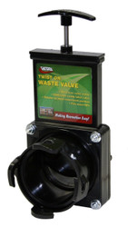 Valterra Twist on Waste Valve, Boxed