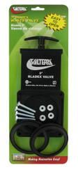 "Valterra Bladex™ Waste Valve Body, 3"", Carded"