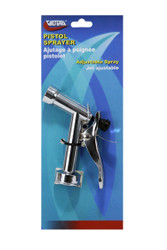Valterra Hose Pistol Nozzle, Metal, Carded