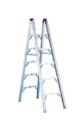 GP Logistics Folding Ladder - 6 foot