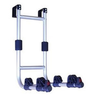 Swagman Bicycle Carrier, 2 Bike- RV Ladder Mount