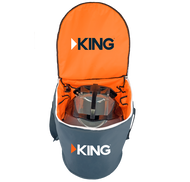 Kings Control Portable Satellite Antenna Carrying Bag/Backpack
